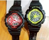 林小宅手錶男女中學生超火電子錶全自動非機械韓版簡約潮流運動新 依凡卡時尚