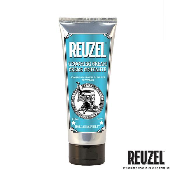 REUZEL Grooming Cream 保濕豐盈打底順髮乳 100ml (原廠公司貨)【Emily 艾美麗】