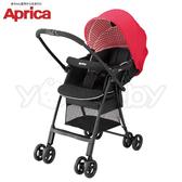 愛普力卡 Aprica Karoon Air 輕量平躺型雙向嬰兒車 -馬德里瑞德