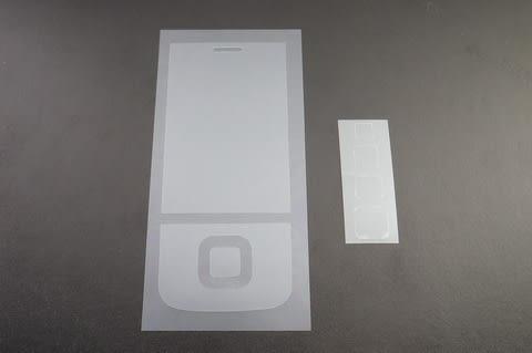 手機螢幕保護貼 Nokia 5330 Mobile TV edition 亮面