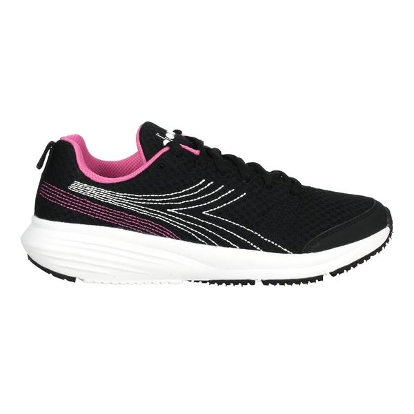 DIADORA 女慢跑鞋(路跑 避震 運動≡體院≡ DA176874-C9046