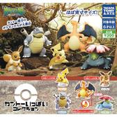 全套5款【日本正版】精靈寶可夢 公仔 關都篇 扭蛋 轉蛋 神奇寶貝 BANDAI 萬代 - 870255