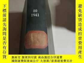 二手書博民逛書店OFFICERS罕見OF THE SOCIETY.80.1941