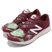 【四折特賣】New Balance 慢跑鞋 ML1980 紅 彩色 花卉圖騰 運動鞋 女鞋【PUMP306】 ML1980CBD