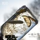 浮游花 漫雪植物標本療愈瓶永生花干花驚喜告白禮盒創意生日禮物交換禮物