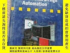 二手書博民逛書店電子設計自動化手冊罕見英文 Handbuch der Elect