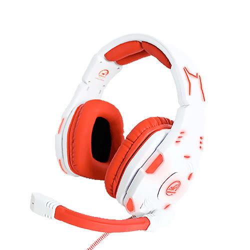 SADES 賽德斯 HKE DRAGON KNIGHT 龍騎士 限量版 7.1 USB 電競耳機