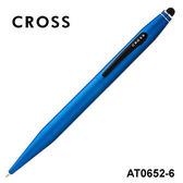 CROSS 高仕 Tech2系列 AT0652-6 金屬藍觸控原子筆 / 支