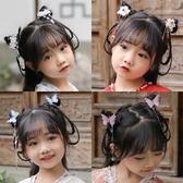 兒童節格格頭飾發夾女童中國風發飾配飾流蘇唐裝飾品公主六一頭花 晶彩生活