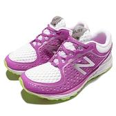 【四折特賣】New Balance 慢跑鞋 WBREAHT D 紫 白 舒適緩震 運動鞋 路跑 女鞋【ACS】 WBREAHTD