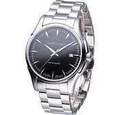 HAMILTON JazzMaster 典藏爵士 機械錶 H32665131 黑色【寶時鐘錶】