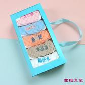泡泡六層紗布小方巾 禮盒五件組 多色文字 | 刺繡洗臉巾手帕 (嬰幼兒童/寶寶/新生兒/baby)