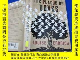 二手書博民逛書店THE罕見PLAGUE OF DOVES LOUISE ERDR