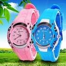 手錶 兒童手表指針式男孩電子表防水5-15歲小孩子石英表小學生手表女孩【快速出貨八折鉅惠】