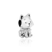 Pandora 潘朵拉 日本秋田犬 純銀墜飾 串珠 799030C01