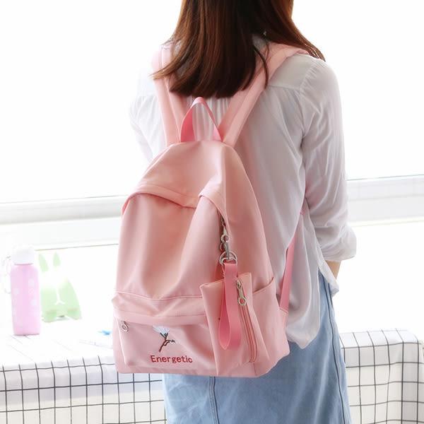 韓版學院風書包 女雙肩後背包《印象精品》b1431