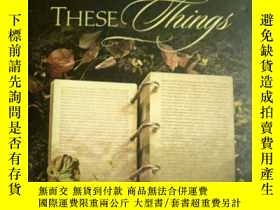 二手書博民逛書店英文原版罕見When Ye Shall Receive These Things: Daily Reflectio