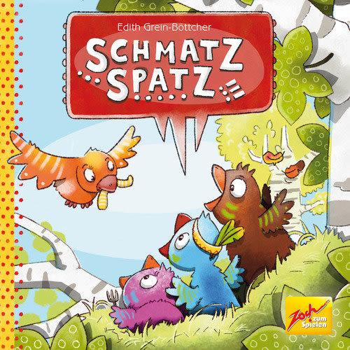 『高雄龐奇桌遊』 小小麻雀 Schmatz Spatz ★正版桌上遊戲專賣店★