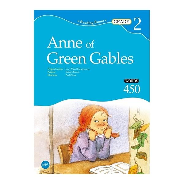 Anne of Green Gables(Grade 2)(2nd Ed.)(2