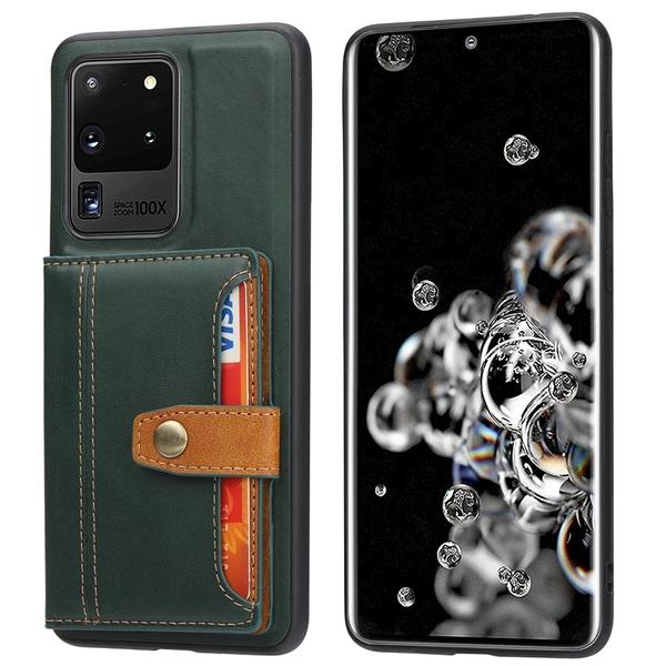 三星 S20 Ultra S20+ S20FE 手機殼 多功能卡包皮殼 保護套 全包防摔 皮套 插卡零錢包 外套 手機套