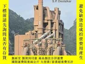 二手書博民逛書店Designing罕見Green Cement Plants-綠色水泥廠設計Y436638 S.p. Deol