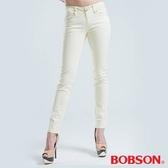 BOBSON 窄管小直筒色褲(156-31)