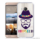✿ 3C膜露露 ✿【大叔*立體浮雕硬殼】HTC ONE ME手機殼 手機套 保護套 保護殼