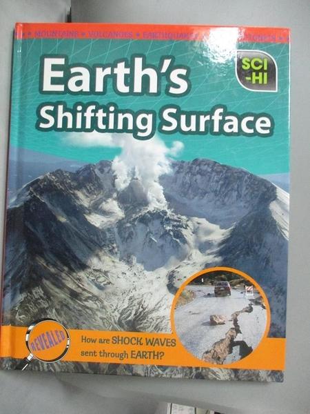 【書寶二手書T9/少年童書_EPI】Earth s Shifting Surface_Robert Snedden