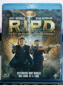 挖寶二手片-Q01-089-正版藍光BD*電影【降魔戰警】-外紙盒完整