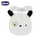 chicco-小乳牛-造型圍兜-小狗