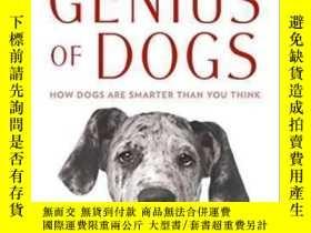 二手書博民逛書店The罕見Genius Of Dogs-狗的天才Y436638 Brian Hare; Vanes... Pl