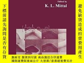 二手書博民逛書店Polyimides:罕見Synthesis Characterization And Applications.