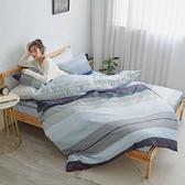 #U118#舒柔超細纖維5x6.2尺標準雙人床包+枕套三件組-台灣製(不含被套)