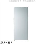 聲寶【SRF-455F】455公升直立式冷凍櫃