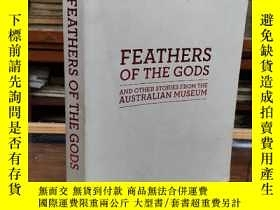 二手書博民逛書店FEATHERS罕見OF THE GODS and other stories from the australi