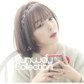 【R 】韓森女甜美小清新花朵髮箍葉子花朵髮帶髮飾頭飾海邊髮卡