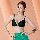 【瑪登瑪朵】身呼吸內衣  B-F罩杯(冰心綠)