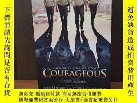二手書博民逛書店罕見CourageousY12800 Randy; Kendrick, Alex; Kendrick, Ste