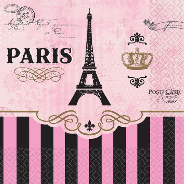 紙巾16入-甜蜜巴黎