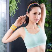 華歌爾-舒適律動美背-M-L-運動內衣(清粉綠)QB1096-GU