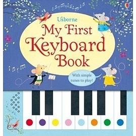 【我的第一本鋼琴書】 MY FIRST KEYBOARD BOOK