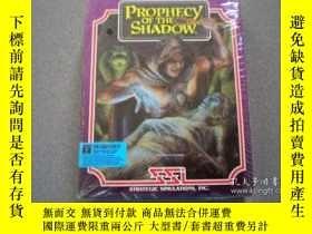 二手書博民逛書店Prophecy罕見of the ShadowY281338 其