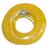 群加2C工業用1擴3帶燈延長線43米 PW-G2PL3434