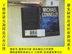 二手書博民逛書店MICHAEL罕見CONNELLY The Concrete B