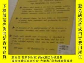 二手書博民逛書店英文原版:THE罕見TECHNIQUE OF PULMONARY