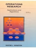 二手書《Operations Research: Applications and Algorithms /Book and Disk (Business Statistics)》 R2Y ISBN:0534209718