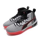 Puma 籃球鞋 Legacy Disrupt 灰 黑 男鞋 運動鞋 【PUMP306】 19301801