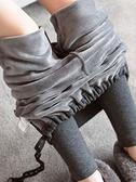孕婦褲 孕婦褲冬季加厚加絨孕婦打底褲秋冬外穿保暖褲棉褲孕婦褲子秋冬裝【快速出貨八折搶購】