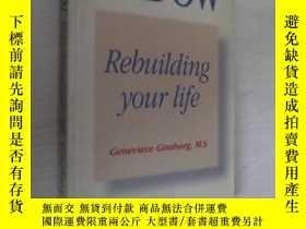 二手書博民逛書店英文原版罕見Widow: Rebuilding Your Lif