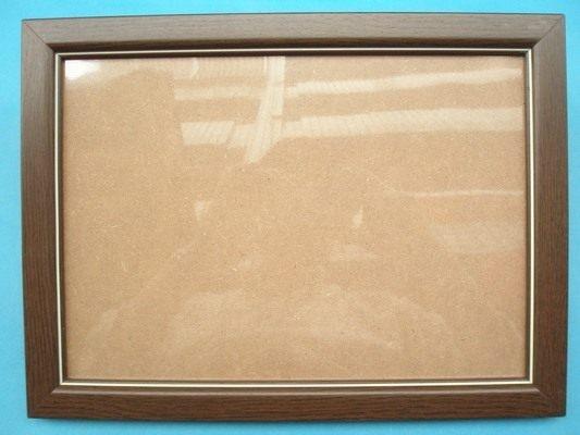 A4證書框.相框.獎狀框29.7cm x 21cm(高級原木條)/一個(#180)